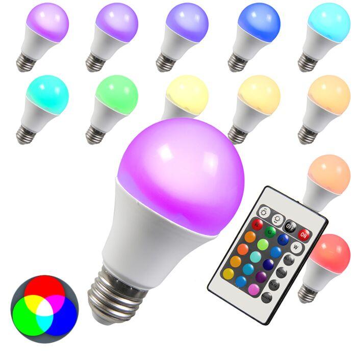 LED-žarulja-RGB-E27-3W