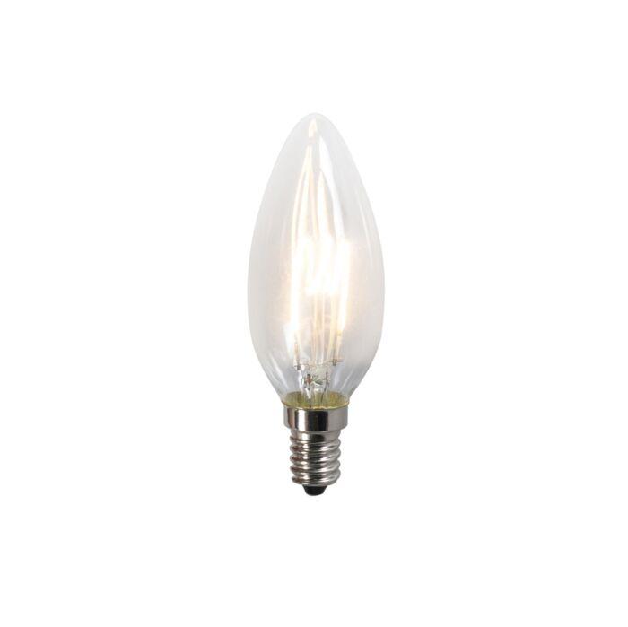 Uvijena-LED-žarulja-sa-žarnom-niti-C35-2W-2200K-prozirna