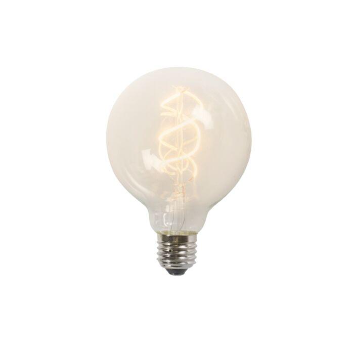 Uvijena-LED-žarulja-s-žarnom-niti-G95-5W-2200K-prozirna