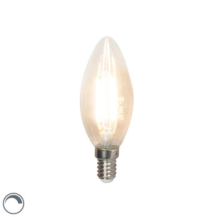 LED-žarulja-sa-žarnom-niti-E14-240V-3,5W-350lm-B35-zatamnjiva