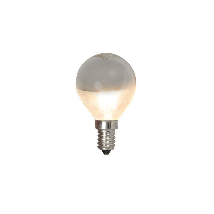 Zrcalo-s-glavom-LED-kuglične-žarulje-sa-žarnom-niti-E14-240V-4W-370lm