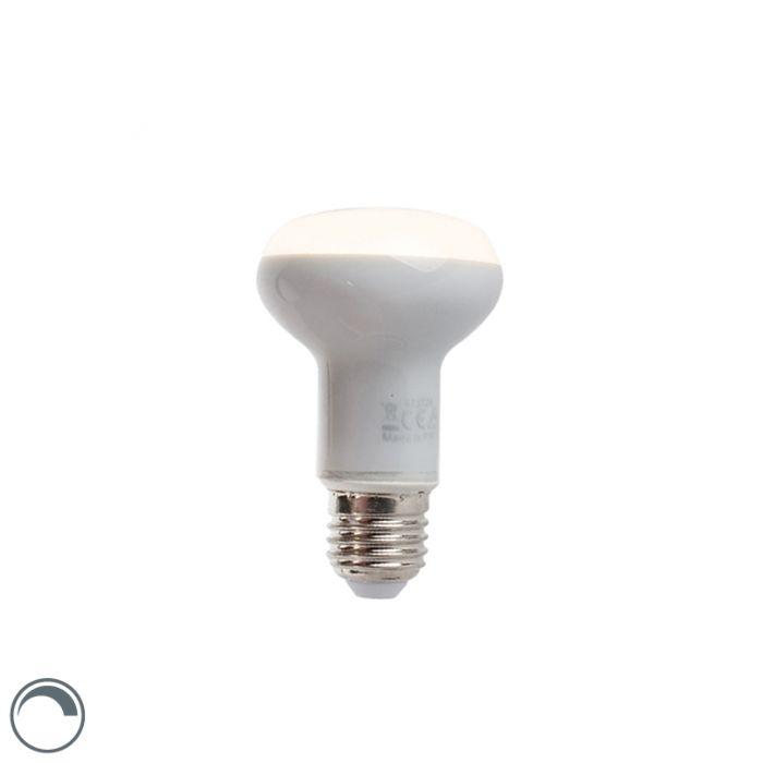 Zatamnjena-LED-reflektorska-svjetiljka-E27-5W-370-lumena-toplo-bijela-2900K-R63