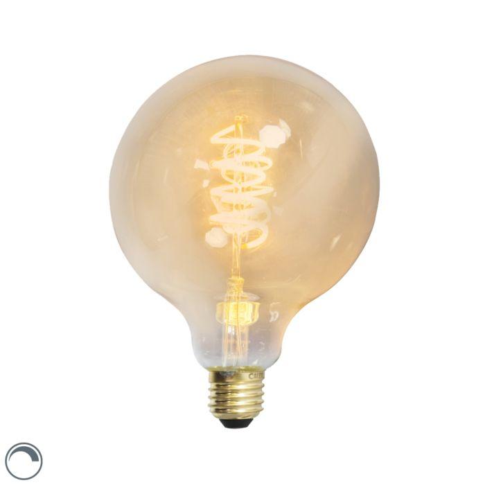 LED-uvijena-žarulja-sa-žarnom-niti-E27-240V-4W-200lm-prigušiva