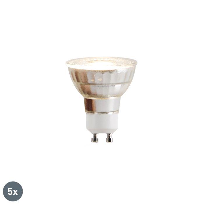 Komplet-od-5-GU10-LED-svjetiljki-COB-5W-380lm-2700K