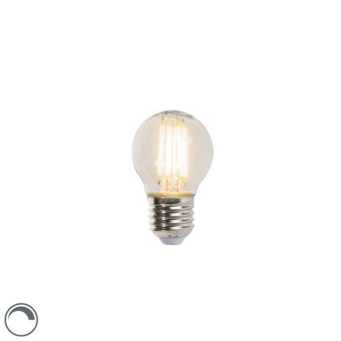 LED-kuglasta-žarulja-s-žarnom-niti-E27-5W-470lm-P45-prigušiva