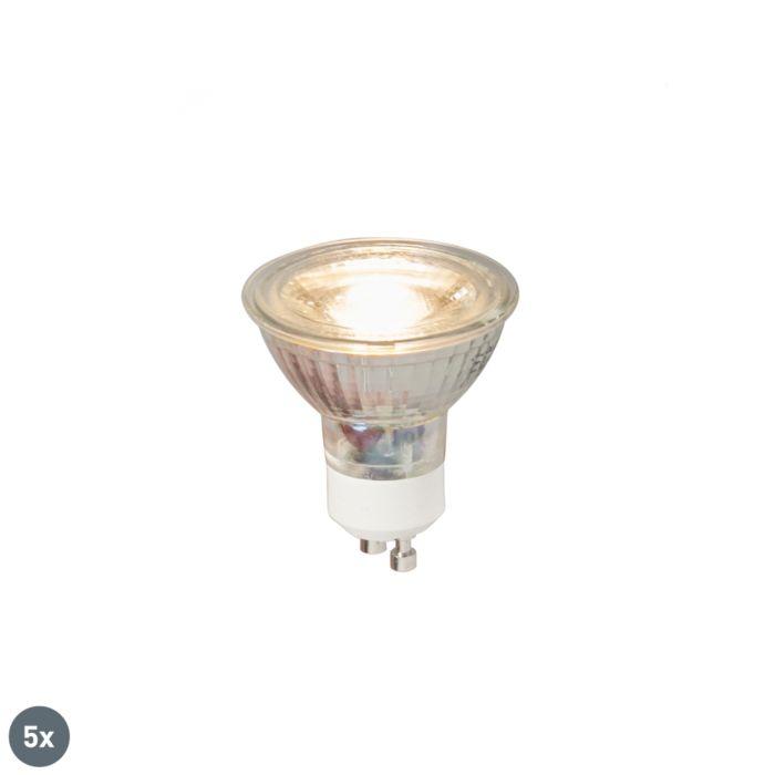 Komplet-od-5-GU10-LED-svjetiljki-COB-5W-380LM-3000K
