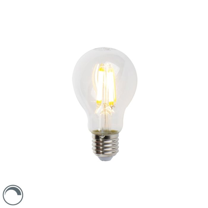 LED-žarulja-sa-žarnom-niti-E27-7W-806lm-A60-zatamnjiva-prozirna