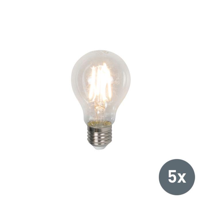 Set-od-5-LED-žarulja-E27-4W-400-lumena-toplo-bijela