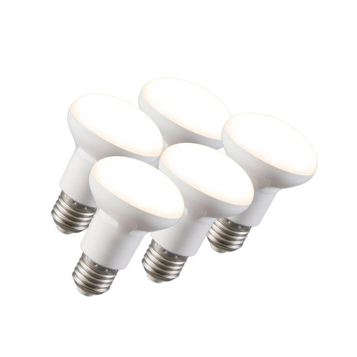 Komplet-od-5-LED-reflektorskih-svjetiljki-R63-E27-240V-8W-2700K-prigušivo