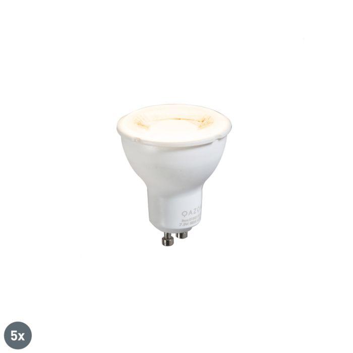 Komplet-od-5-lampica-GU10-7,5-W-3000K