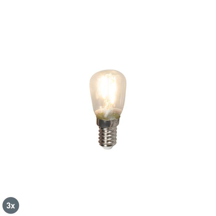 Komplet-od-3-E14-LED-žaruljice-sa-žarnom-niti-T26-1W-100lm-2700-K.