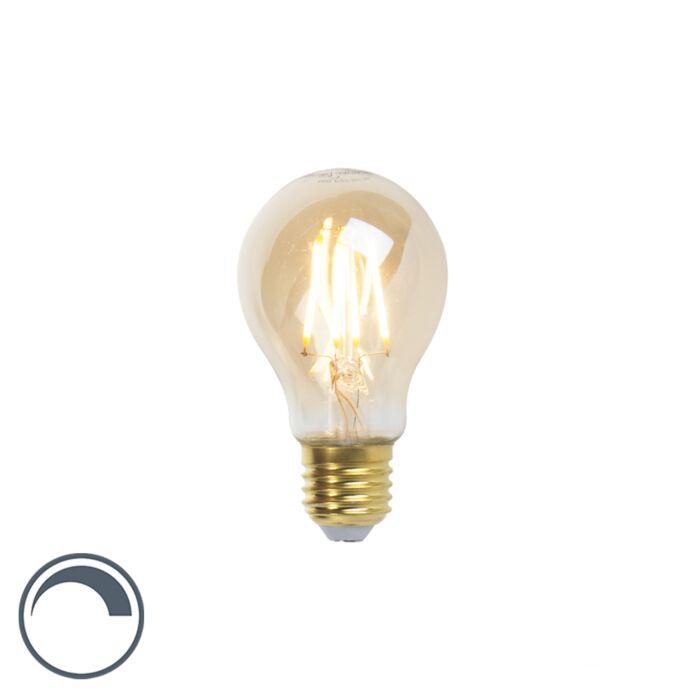 LED-Goldline-žarulja-sa-žarnom-niti-E27-5W-360lm-A60-prigušiva