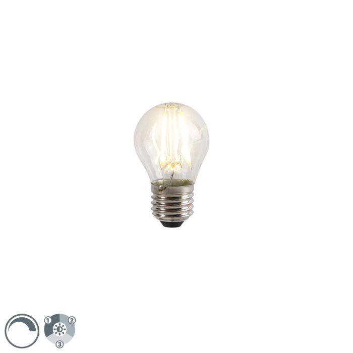 E27-LED-svjetiljka-P45-Trostupanjska-zatamnjiva-5W-2700K