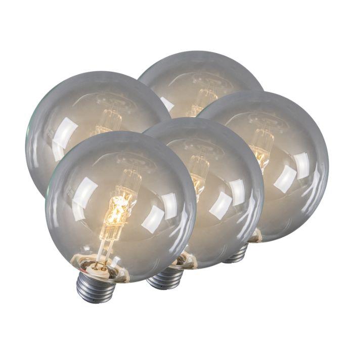 Komplet-od-5-halogenih-E27-globusa-95mm