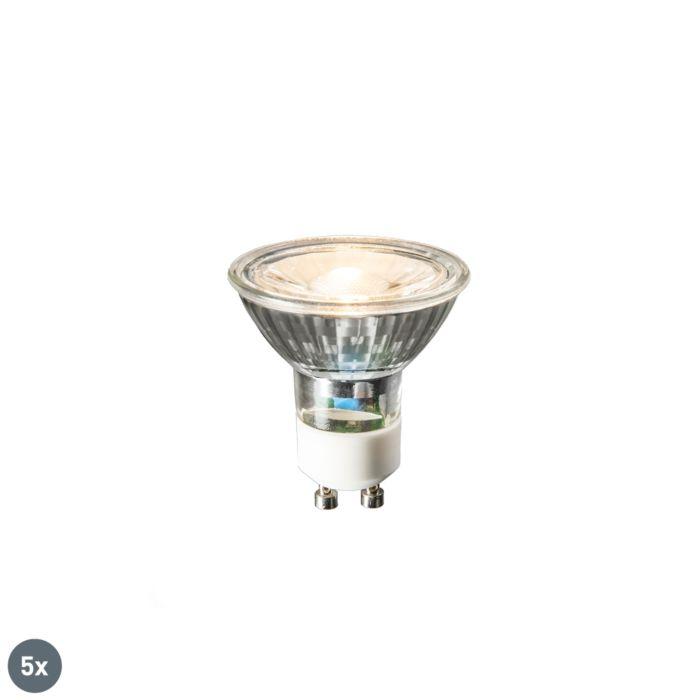 Komplet-od-5-GU10-LED-svjetiljki-COB-3W-230lm-2700K
