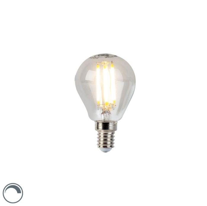 LED-kuglasta-žarulja-s-žarnom-niti-E14-5W-470lm-P45-prigušiva
