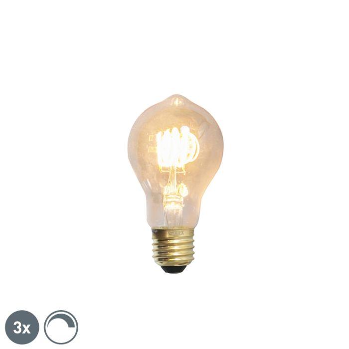 Komplet-od-3-LED-žarulje-sa-žarnom-niti-E27-4W-200lm-2100-K.