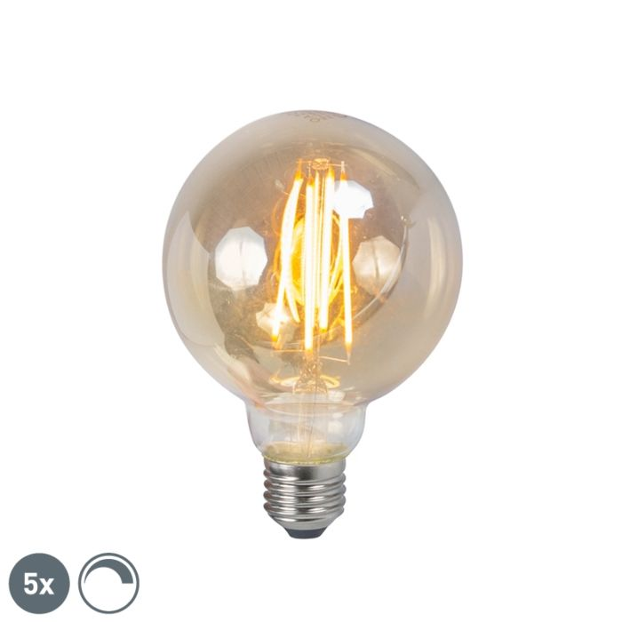 Komplet-od-5-dimnih-LED-žarulja-sa-žarnom-niti-E27-5W-450lm-2200K