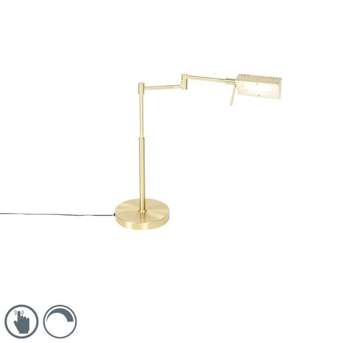 Dizajn-stolne-svjetiljke-zlatne-boje-s-LED-diodom-s-dimerom---Notia