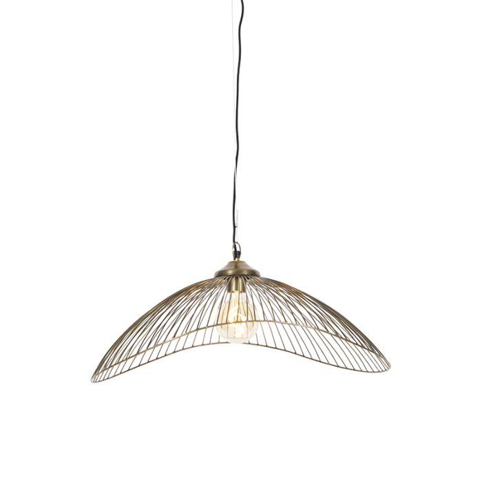 Dizajn-viseća-svjetiljka-mesing-64-cm---Pia