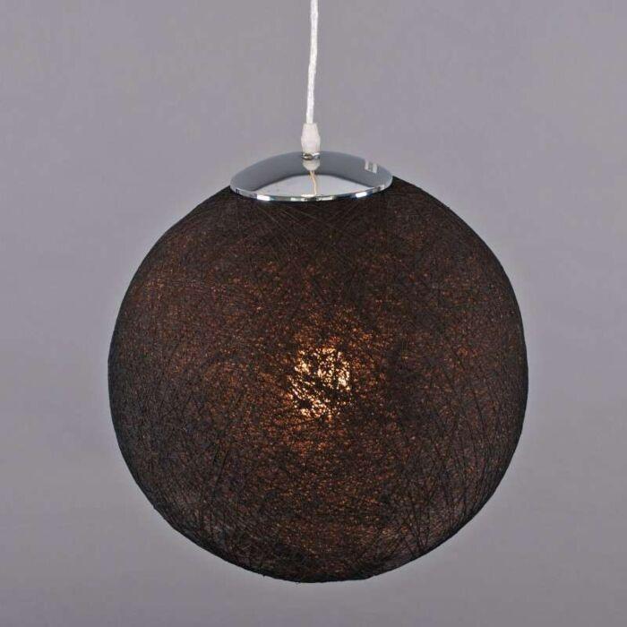 Viseća-svjetiljka-Konoplja-35-crna