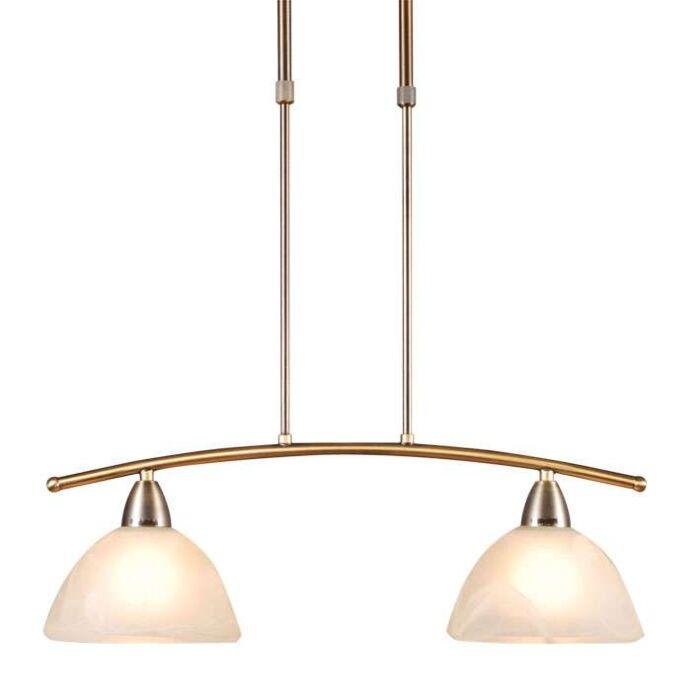 Viseća-svjetiljka-Firenze-2-brončana