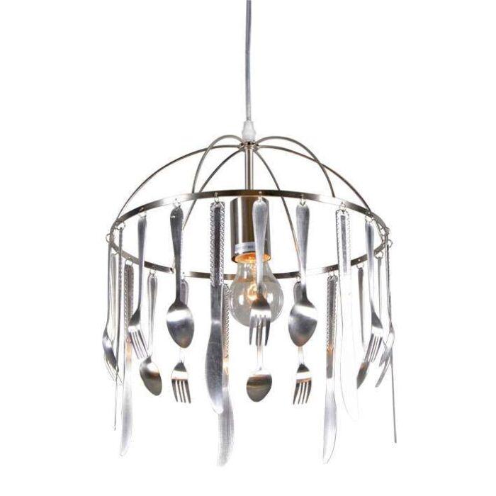 Viseća-svjetiljka-Kuhinja-čelik