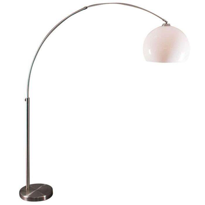 Lučna-svjetiljka-čelik-s-bijelim-pleksi-hladom