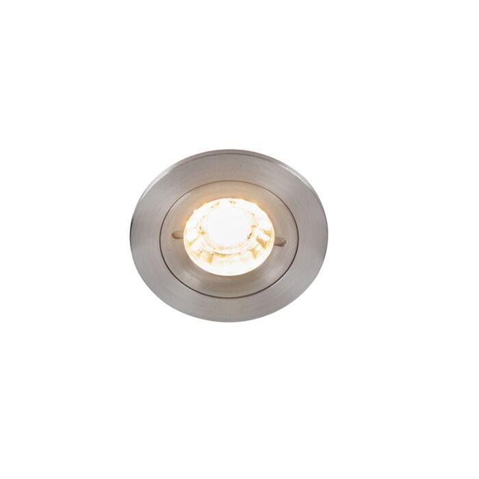 Moderni-ugradbeni-spot-aluminij-IP44---Xena-Round