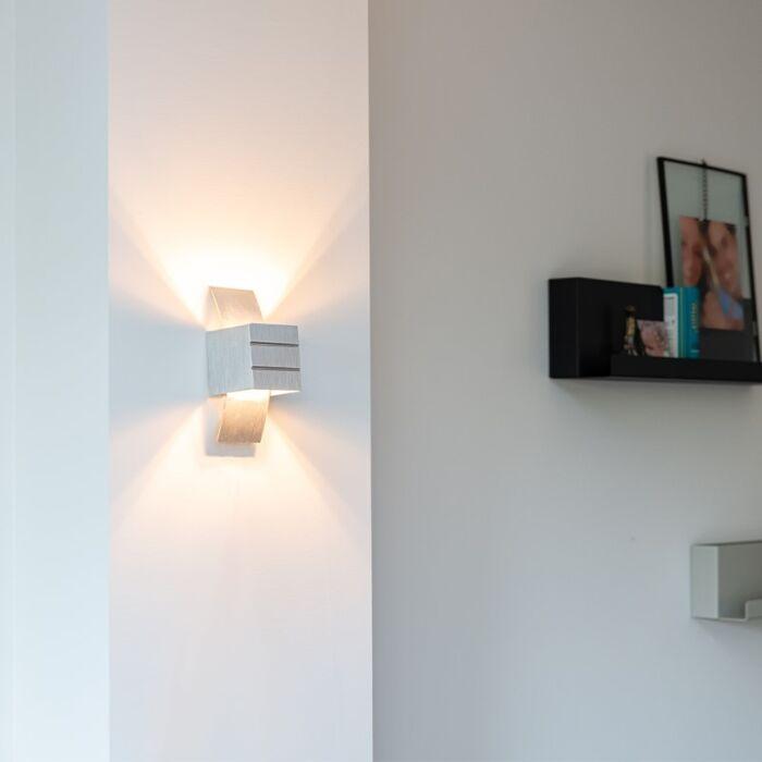 Moderna-zidna-svjetiljka-aluminij---Amy