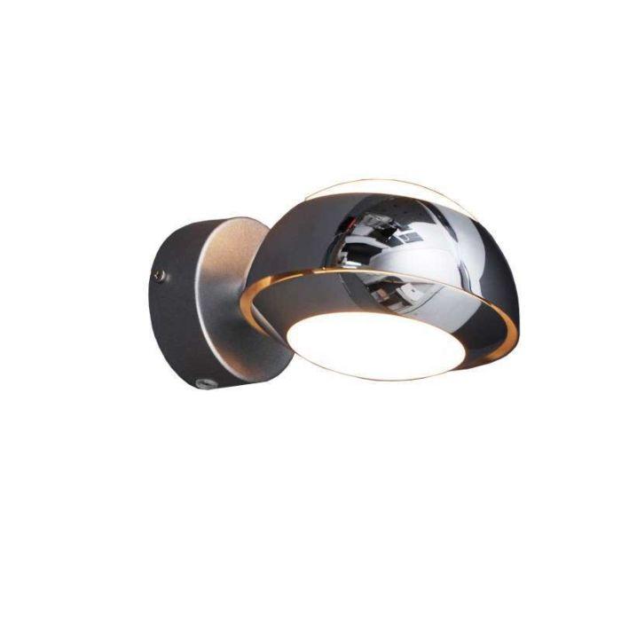 Zidna-svjetiljka-Curio-1-krom