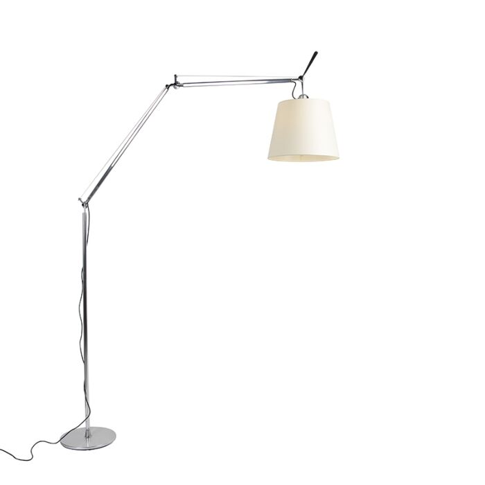 Podna-svjetiljka-aluminij-285-cm---Artemide-Tolomeo-Mega-Terra