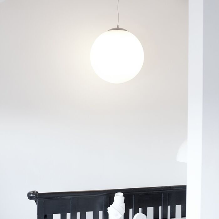 Skandinavska-viseća-svjetiljka-opalovo-staklo-50cm---Kugla-50