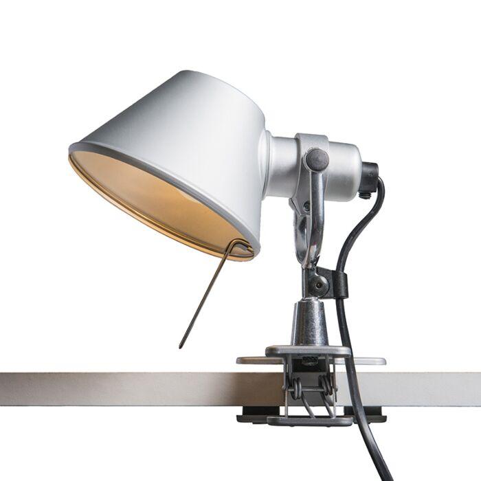 Podesiva-stolna-svjetiljka-Artemide---Artemide-Tolomeo-micro-pinza