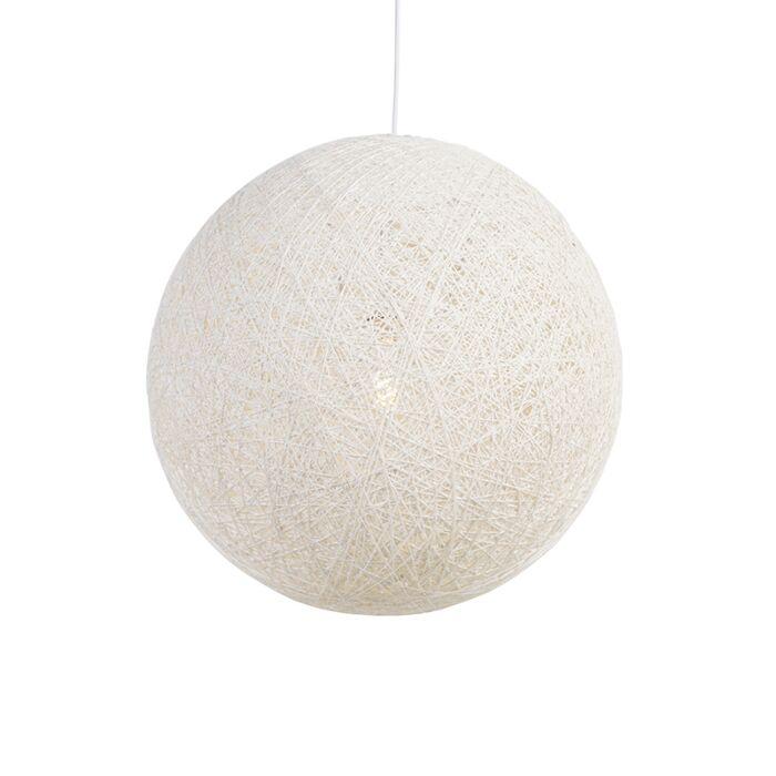 Country-svjetiljka-za-vješanje-bijela-60-cm---Corda