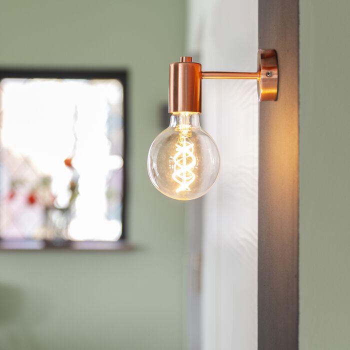 Art-deco-zidna-svjetiljka-bakar---Objekt-1