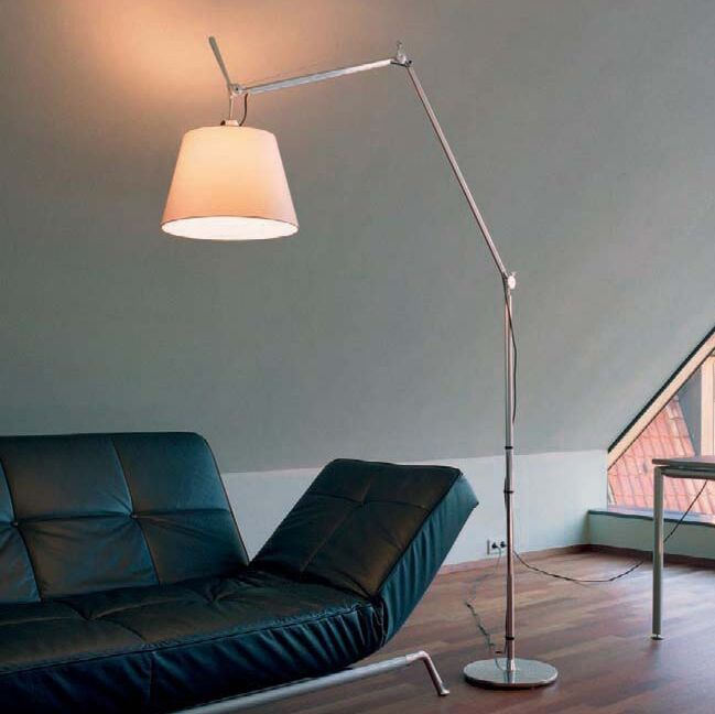 Podna-svjetiljka-aluminijska-s-hladom---Artemide-Tolomeo-Mega-Terra