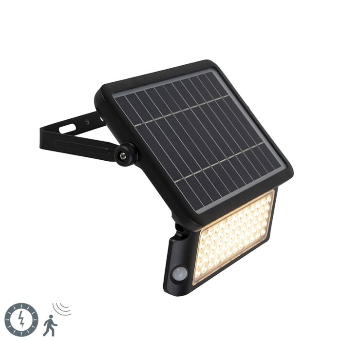Radijatorska-crna-sa-LED-sa-senzorom-kretanja-IP65-solar---Teho