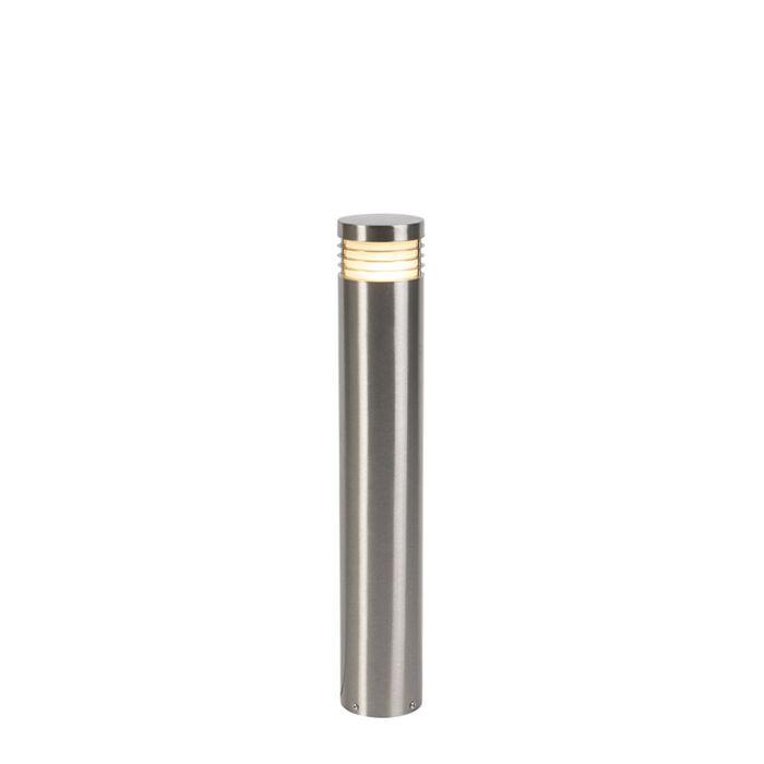 Moderna-vanjska-svjetiljka-čelik-60-cm-IP44---Doc